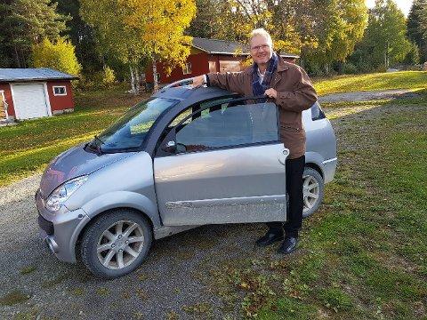 Fremskrittspartiets veipolitiske talsmann Tor Andre Johnsen.