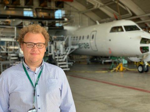 Reagerer: AUFs fylkesleder for Nordland, Sander Delp Horn reagerer sterkt på forslaget om å øke momsen på passasjertransport.