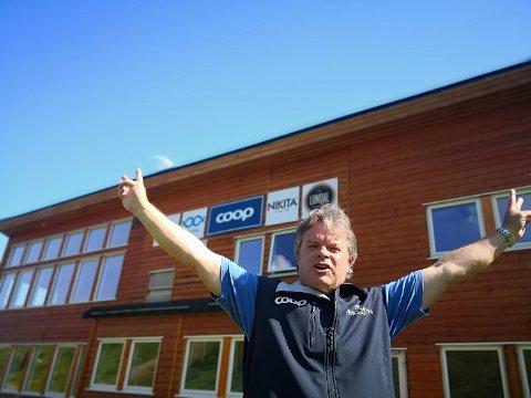 Arne Berg er klar for å løfte Vestvatn alpionanlegg til nye høyder.