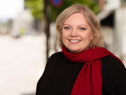 Astri Dankertsen, 2.kandidat for Rødt