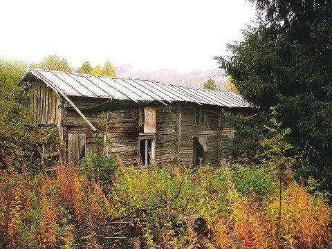 Nye bygg: Hovedbygningen på Hoffmannselv gård i Hamarøy er i en heller dårlig forfatning, men nå kommer det trolig nybygg på eiendommen.