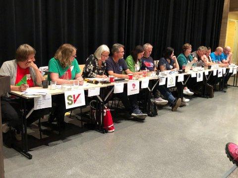 Felles uttalelse: De seks partiene som stiller liste ved kommunevalget i Hamarøy har kommet med felles pressemelding.