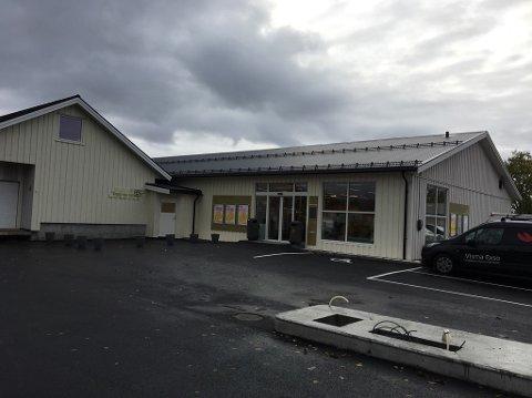 Den nye Joker-butikken åpner onsdag 2. oktober på Reipå.