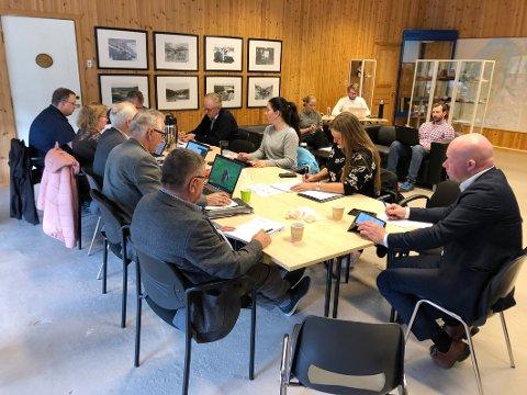 Søker: Fellesnemnda for nye Hamarøy ønsker å få lagt utviklingssenter for sykehjem og hjemmetjenester for den samiske befolkningen i lulesamisk område. til kommunen