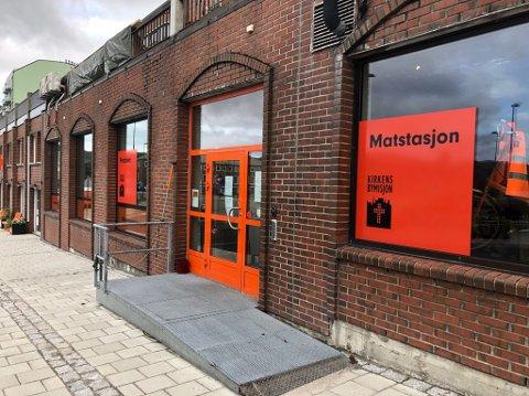 Pedalen sykkelverksted og Matstasjonen har vært stengt siden mandag.