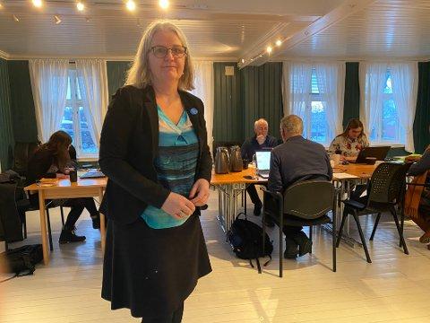 To jobber: Rektor og varaordfører Elin Eidsvik kan få to jobber å forholde seg til en periode framover.