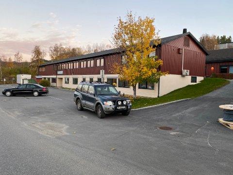 Knut Hamsun videregående skole.