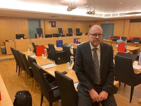 Advokat Rohnny Mollan Andersen.