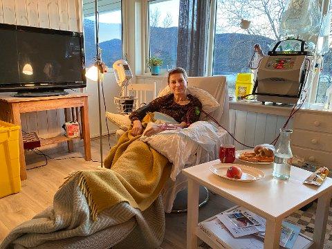Perspektiver: – En slik reise som livet mitt har vært til nå, gjør noe med meg og perspektivene mine, sier Stina.
