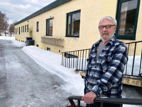 Fordelaktig: Daglig leder for Steigen Omsorgshjem, Idar Jensen, har egen erfaring som har vist seg svært nyttig i arbeidet for å hjelpe folk ut av rushelvetet.