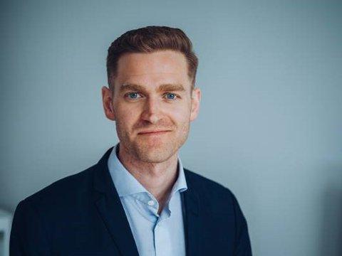 Kristian Brunsvik Olsen, Foto: Marthe Mølstre.