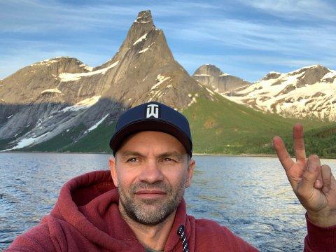 Algirdas Zilinskas (40) har kjøpt campingplassen ved E6.