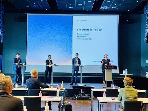 Kraftkonferansen 2020 ble arrangert denne uken.