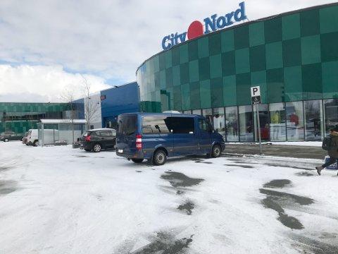 City Nord på Stormyra i Bodø. Bildet er tatt i en annen sammenheng.