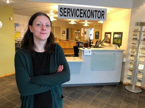 Klar: Ordfører Britt Kristoffersen vet ikke hvor mange vaksinedoser kommunen vil få framover. – Men jo flere vi får vaksinert, jo bedre er det selvfølgelig, både nasjonalt og lokalt, mener hun.