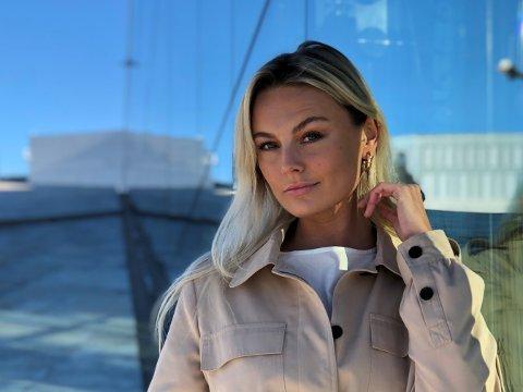Andrea Madsen flytter tilbake til Bodø og blir ny butikksjef hos Only på City Nord.