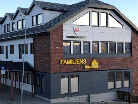 Nå er Familiesenteret, Barnevernet og Pedagogisk-psykologisk tjeneste samlet under samme tak i Fauske sentrum.