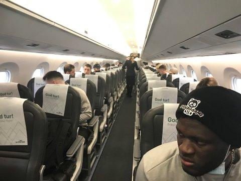 Glimt sender totalt 36 personer til Marbella.