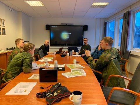 Planlegging pågår mellom Beiarn kommune og ingeniørtroppen fra garnisonen på Skjold.