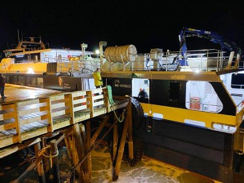 Avvik: Boreal får drive videre etter at godkjenningsbeviset til rederiet er videreført i seks måneder. Det er områder det fortsatt må jobbes videre med hos rederiet, konkluderer Sjøfartsdirektoratet.