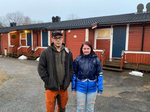 Anders Fredriksen og Ann-Hege Farstad har lenge prøvd å komme seg inn på boligmarkedet i Bodø.