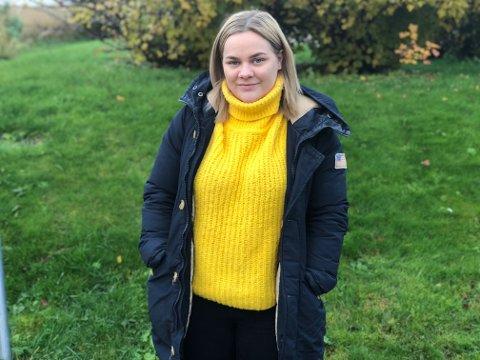 Viktoria Linea Høybakk bekrefter at hun var tilstede på den mye omtalte hotellfesten til Nordland Ap.