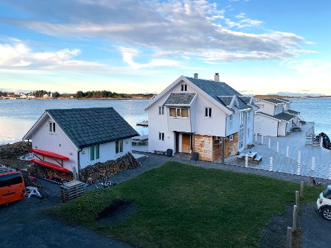 Nye gjester: Koronakrisen har medført at Nordskot Brygge har begynt å få mange norske gjester. Utlendingene vil også dit, hvis de da får komme inn i landet.