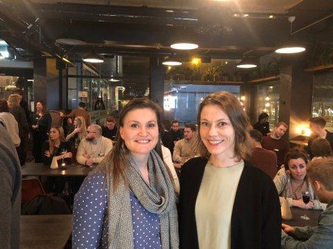Satser: Søstrene Gøril Pedersen og Frøydis Pedersen satser videre med selskapet i Oslo. Foto: Sindre Kristiansen