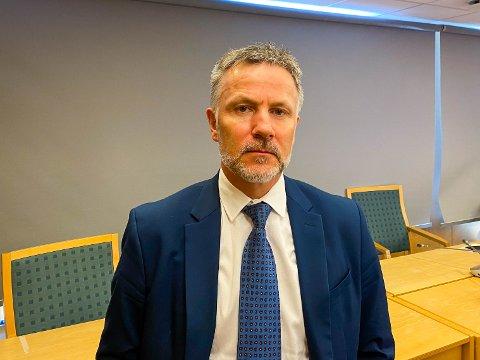 Sven Crogh er bistandsadvokat for to av de fornærmede kvinnene i saken.