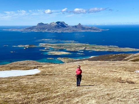 Ikke alle er vokst opp med friluftsliv, nå kan ferskingene få kurs i regi av BOT (Bodø og Omegns Turisforening).