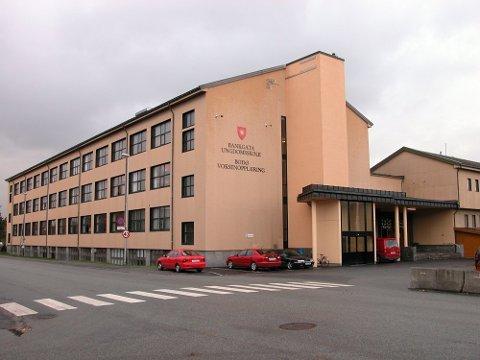 36 ansatte ved Bankgata skole kan bli tatt ut i streik torsdag.