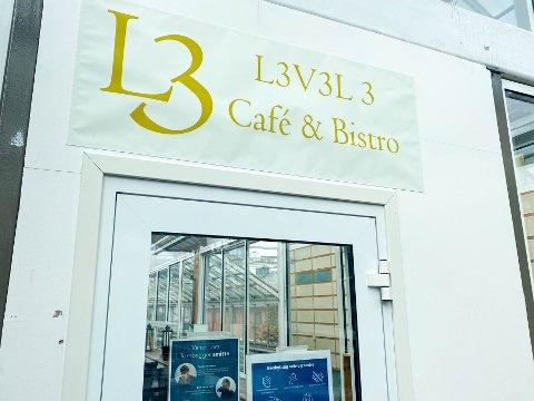 L3 Bar & Bistro gikk konkurs i mai. Nå prøver SImon KAdanik på nytt i de samme lokalene.