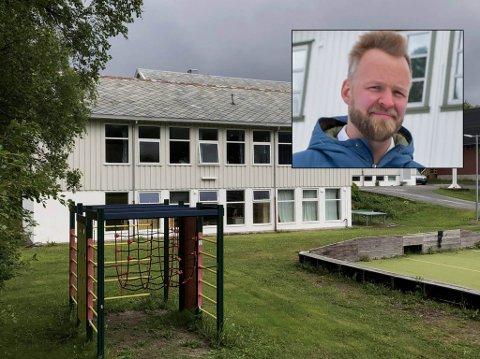 Leder for forvaltning, drift, vedlikehold og utvikling i Bodø kommune, Jesper Brodersen.