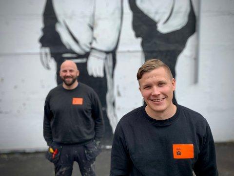 Per-Magne Helskog Emilsen (32) overtar etter Selveste Magnus Heieraas.