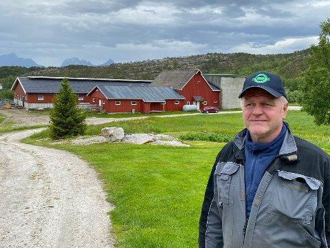 Selger: Per Ivar Laumann har passert 60 år og bestemt seg for å selge livsverket sitt. Det har vist seg at det ikke er helt enkelt,