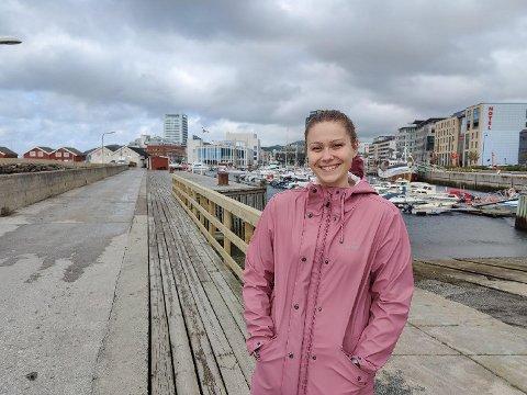 Silje Schmidt Hallaraune, Myeducations kontaktperson i Bodø-området.
