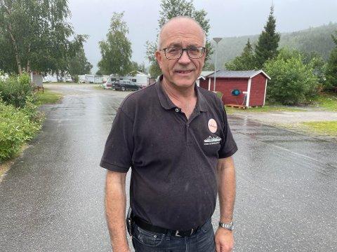 Etter mye usikkerhet i vinter, kan Tommy Dag Edvartsen ved Nordnes Kro og Camping gledelig slå fast at årets sommer blir en suksess.