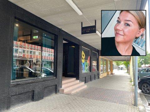 Marianne Lund Hansen åpner mandag i nye lokaler i Storgata.