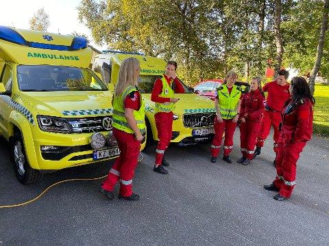 Konsekvenser: Så langt har seks ambulansearbeidere i sone 3, Steigen og Hamarøy, sagt opp jobbene sine. Flere vil gjøre det samme dersom ordningen med vakt på vaktrom ikke blir videreført uten opphold.