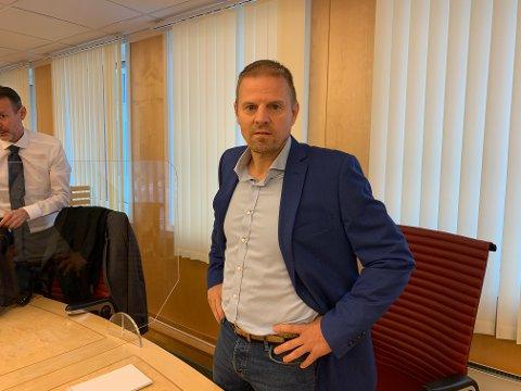 SAKSØKT: Otto Robsahm - kjent som Sinnasnekker'n - mener saksøker Daniel E. Furnes tilbakeholdt informasjon om tilstanden til Trust Technologies.