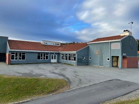 Mørkvedmarka skole. Illustrasjonsbilde.