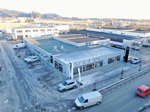 Star Autoco legger ned driften i Bodø i november.
