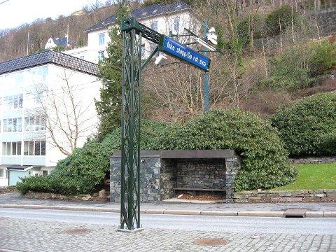 Ved bomstasjonen i Kalfaret i Bergen var det kun 363 biler som passerte i ettermiddagsrushet. Dagen før var det 497 biler som passerte i samme tidsperiode.