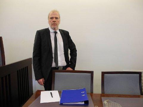 Fredrik Verling, siktedes forsvarer