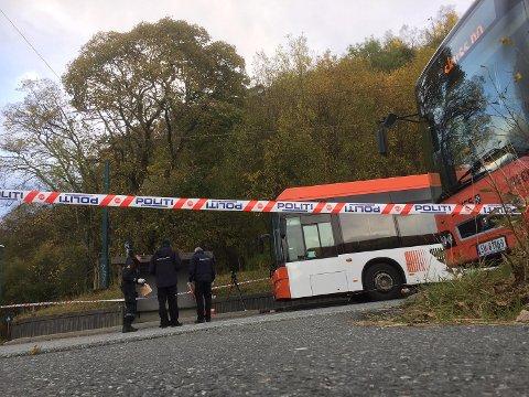 Bussjåfør (64) ble påført alvorlige skader da han ble angrepet.