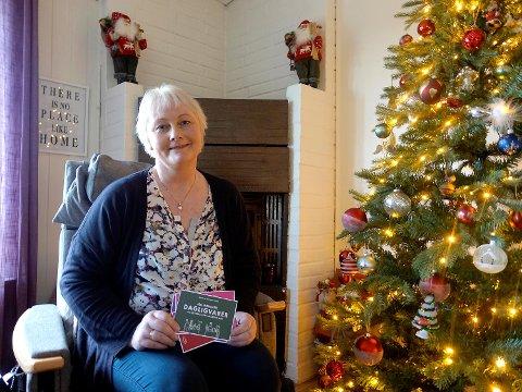 Mette Førde Sørsdal har føflekkreft. Hun er glad for Kreftforeningens oppfordring om å gi gavekort på praktisk hjelp til kreftsyke.