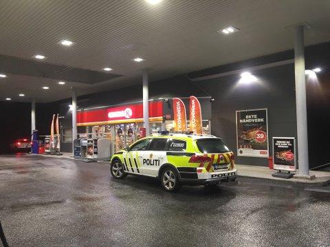En mann i slutten av 20-årene er pågrepet etter ransforsøket av Circle K-stasjonen (tidligere Statoil) på Flesland.