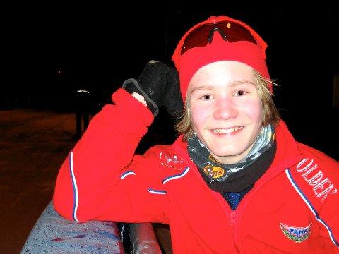 I 2006 intervjuet BA Sverre Lunde Pedersen, som leverte helt vanvittige tider allerede den gang. (Arkivfoto: BA)