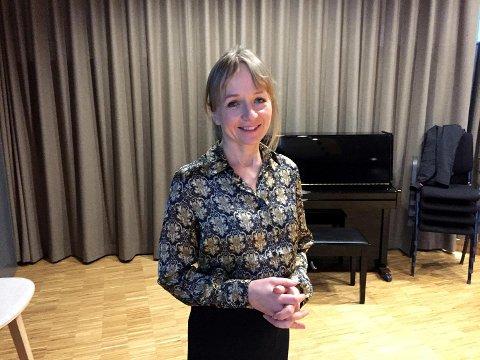 Jannicke Hilland er konsernsjef BKK. FOTO: SVEIN TORE HAVRE