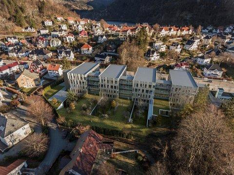 394548b56 Bergensavisen - «Gamle odontologen» rives – bygger prestisjeprosjekt ...